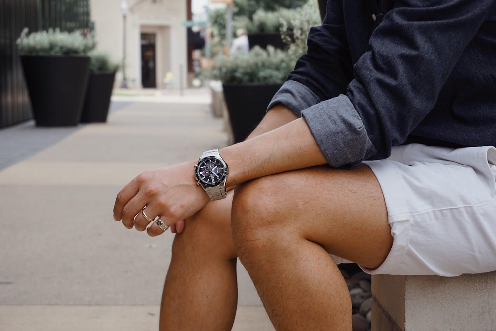 Casio Men's Watches | Hello_Francois | Dallas Men's Fashion & Lifestyle Blogger