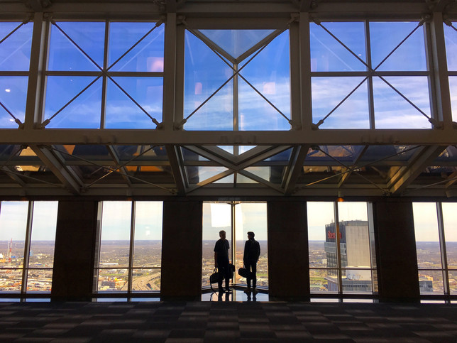 Chase Tower | Hello_Francois | Dallas Men's Fashion & Lifestyle Blogger