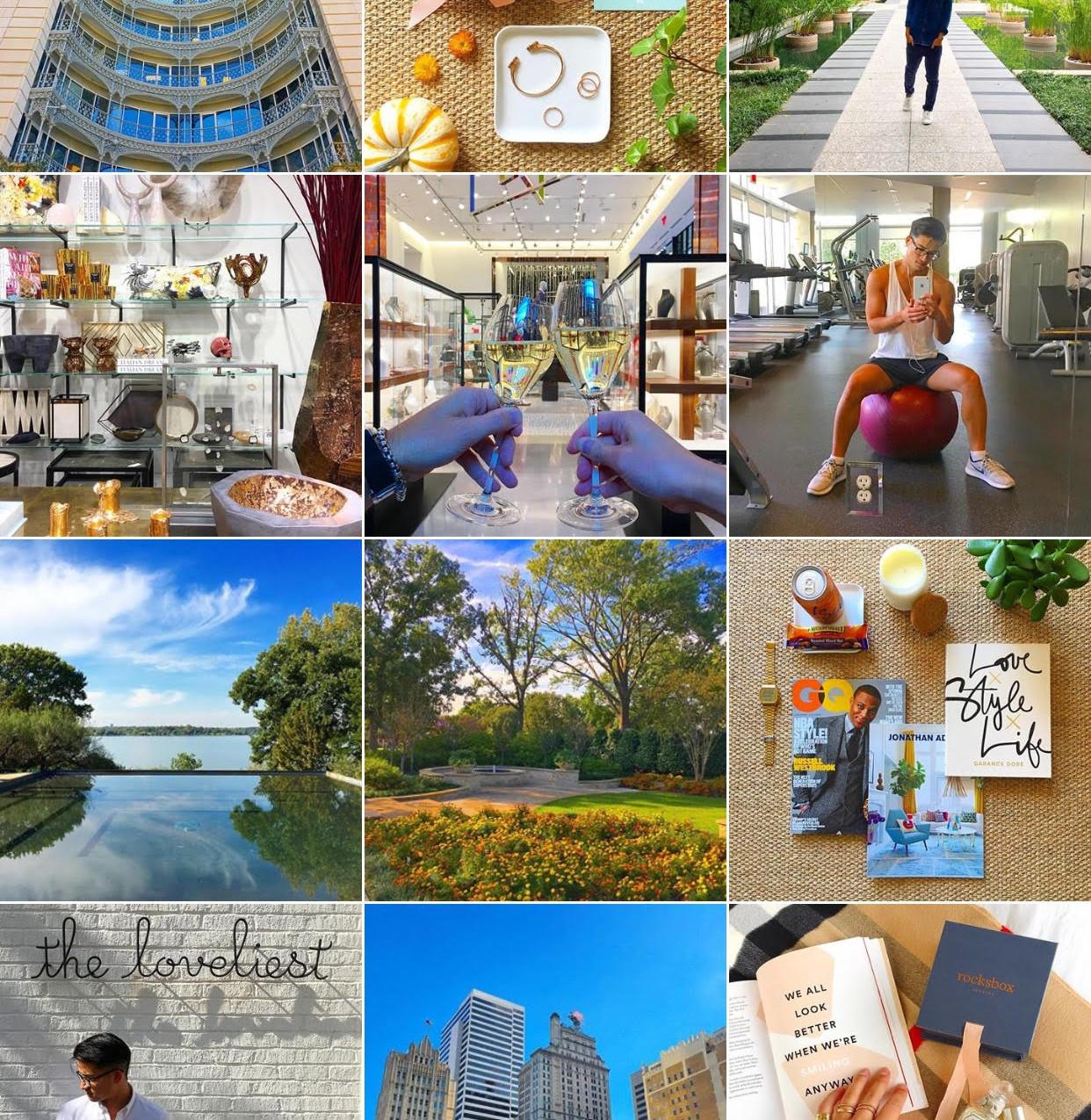 Instagram Screen Capture (Before) - Hello_Francois | Dallas Men's Fashion & Lifestyle Blogger