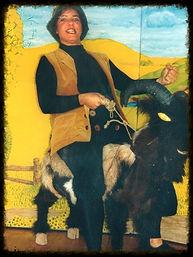 Klods-Hans og geden Ib