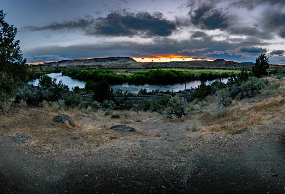 Deschutes River- Central Oregon