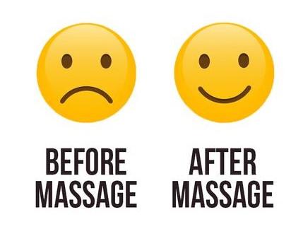 """""""Je ne suis pas très massage"""""""