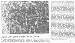 Guirado exhibition Cult Art 1970