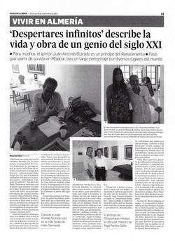 Almeria Diary - 2013