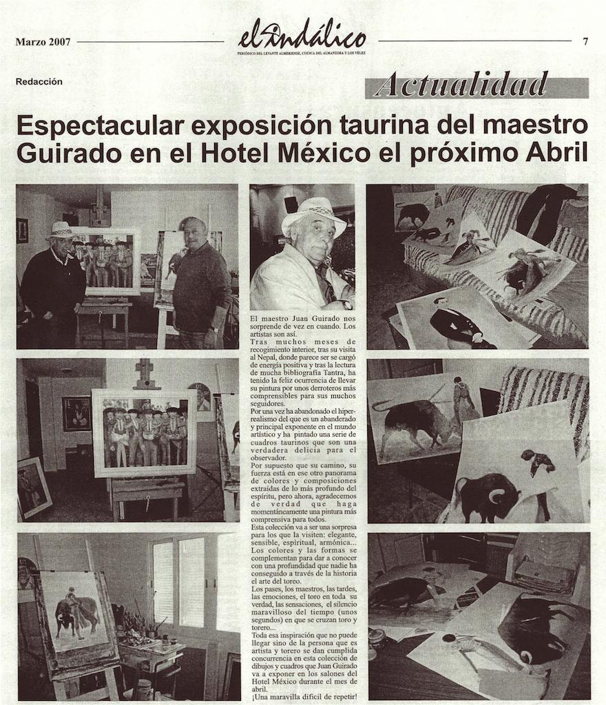 March-2007-El Indalico