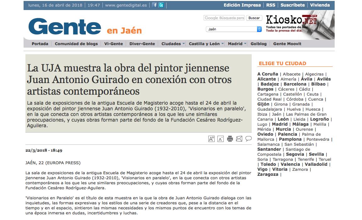 Gente de Jaén