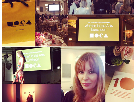 MOCA's 10th Distinguished Women In Arts Luncheon