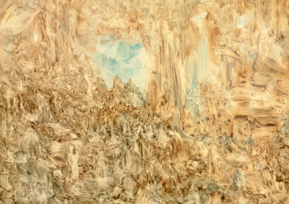 Cuevas de Nerja III, Puertas del cielo