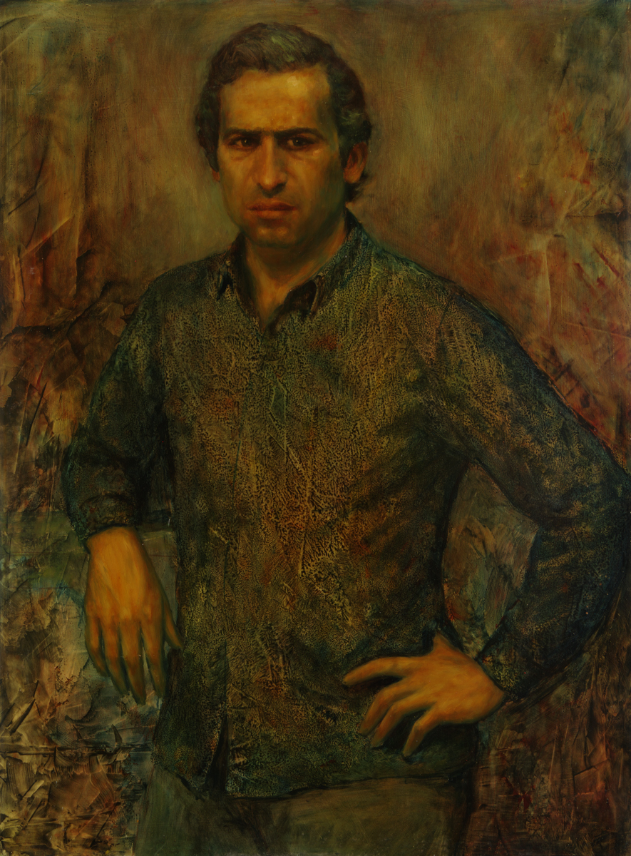 Guirado Self Portrait