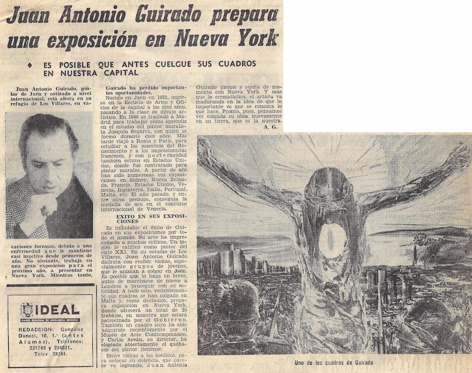 Jaén news 1976