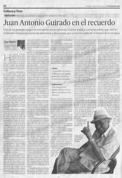 Guirado remembered- August 2010
