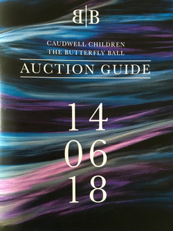 Caudwell's Children Galal Auction