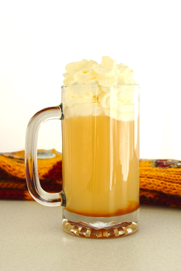 Delicious Butter Beer - one of our favourite treats from Harry Potter's Wizarding World!