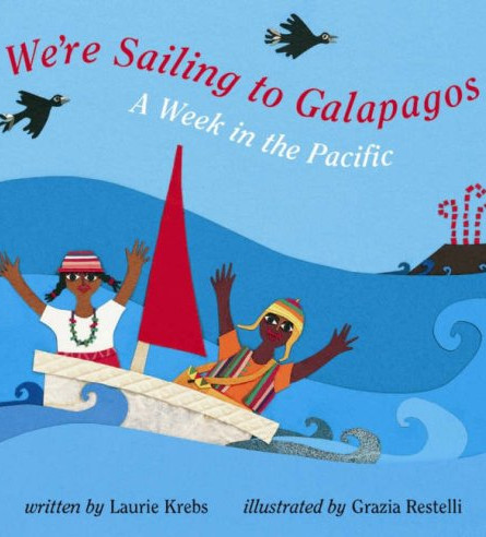 We're Sailing to Galapagos-A Week in the