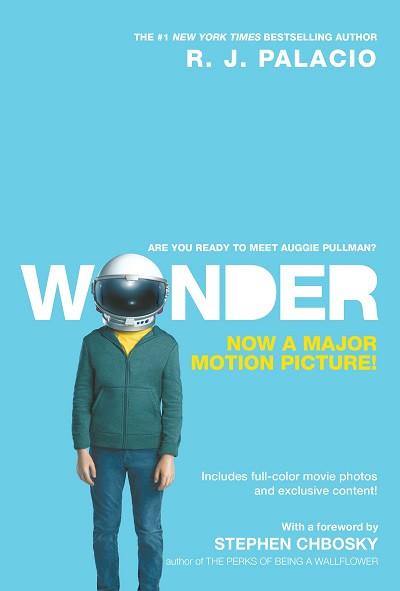 Wonder - Movie Tie In Book