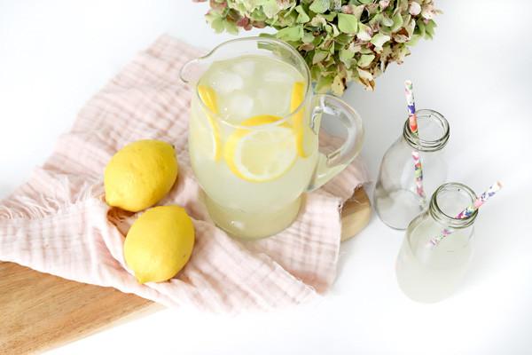 Bronte Mettlestone - Lemonade Recipe