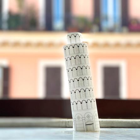 Leaning Tower of Pisa Model