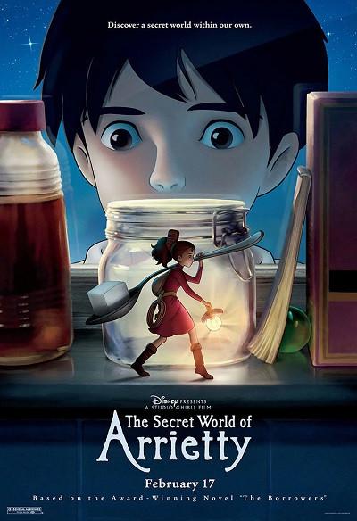 The Secret World of Arrietty (2012)