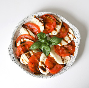 Italy: Caprese Salad
