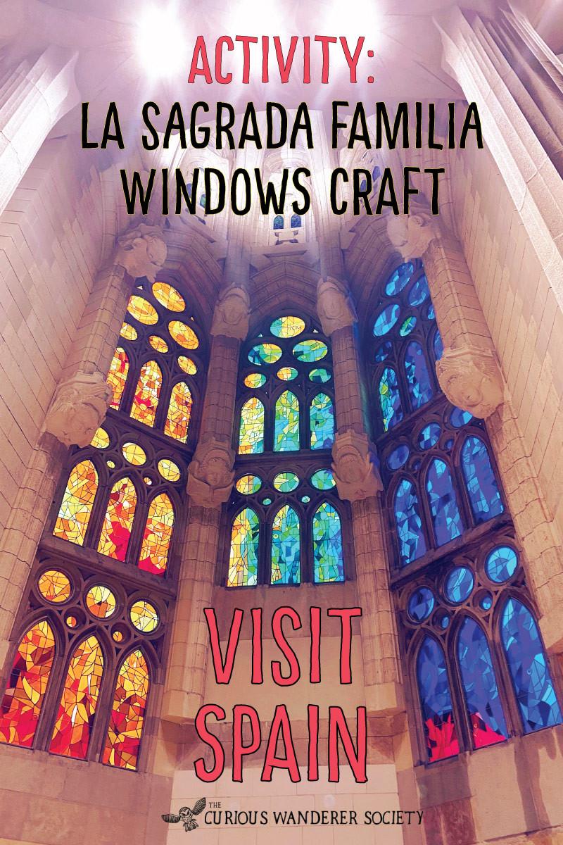 La Sagrada Familia Windows Craft