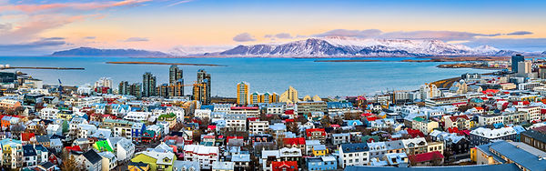Reykjavik is the capital city of Iceland