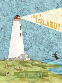 Here is Iceland!