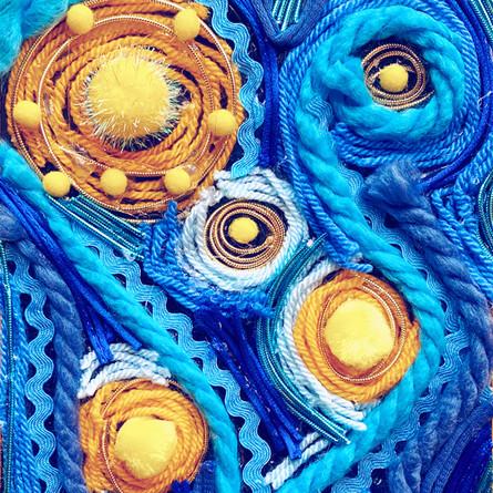 Van Gogh Starry Night activity
