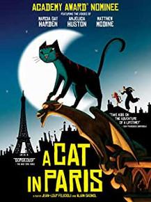 A Cat in Paris (Une vie de Chat) (2011)
