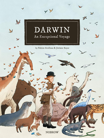 Darwin An Exceptional Voyage