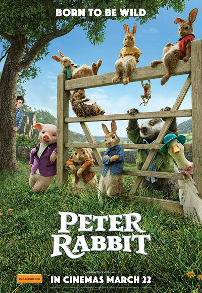 Movie - Peter Rabbit (2008)