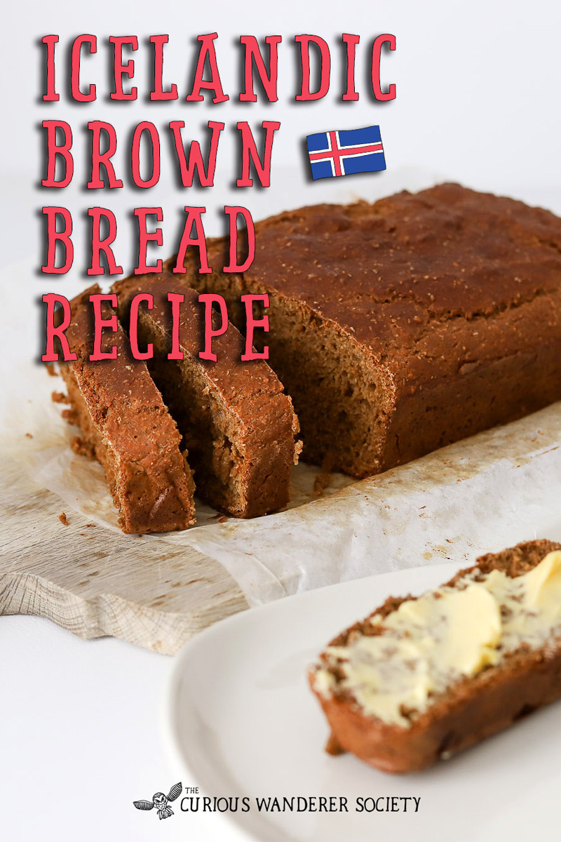 Icelandic brown bread recipe