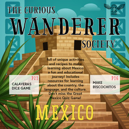 Explore the World from Home Guide to Mexico