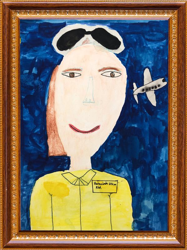 The Museum of Very Interesting People features Hermelinda Urvina