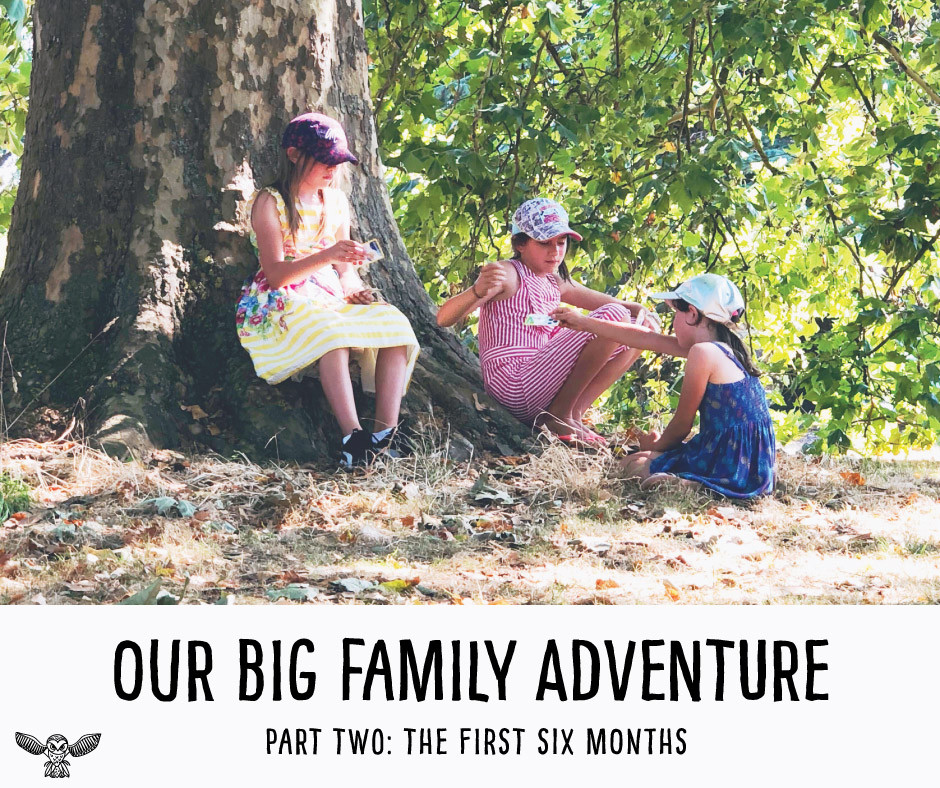Our Big Family Adventure part 2