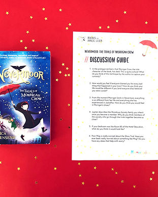 Nevermoor Discussion Guide - Free Versio