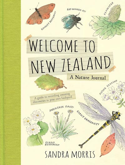 Welcome to New Zealand: A Nature Journal