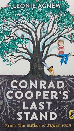Conrad Cooper's Last Stand