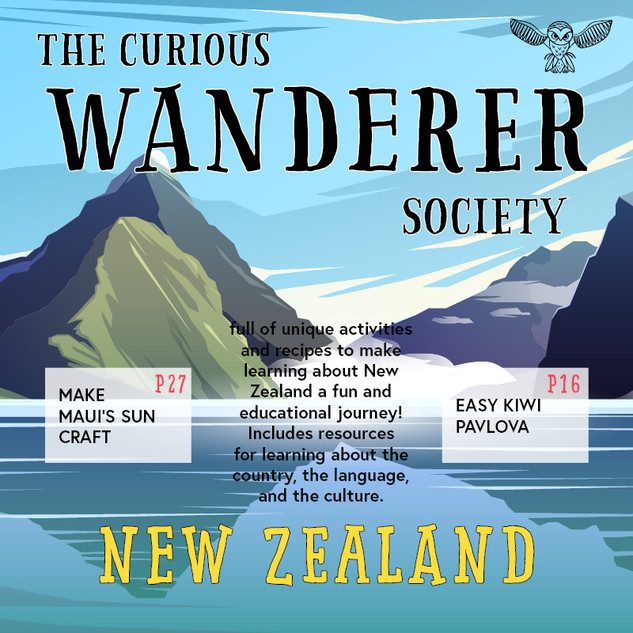 Explore the World from Home Guide to New Zealand
