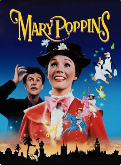 Movie - Mary Poppins (1964)
