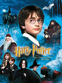 Movie - Harry Potter and the Philosopher's Stone