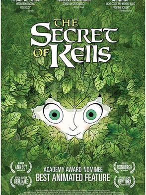 The Secret of Kells (2010)