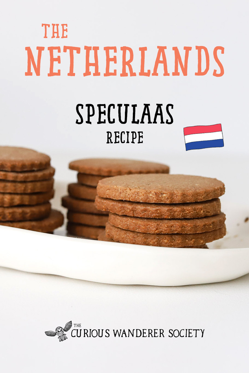 The Netherlands Speculaas Recipe
