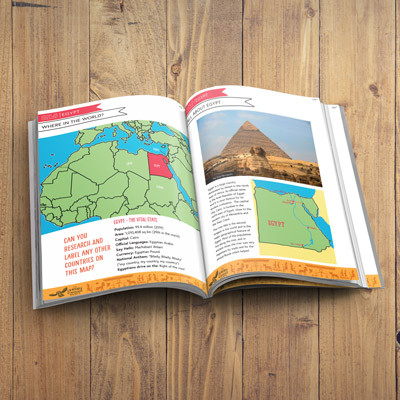 Egypt - Explore the World from Home Guide