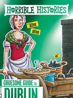 Horrible Histories Gruesome Guides - Dub