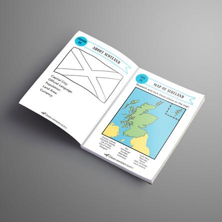 Scotland Passport (free version)