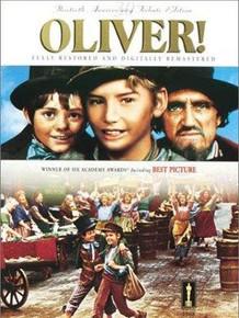 Movie - Oliver (1968)