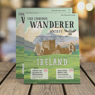 View the Ireland Book
