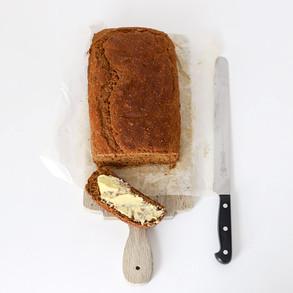 Iceland: Icelandic Brown Bread