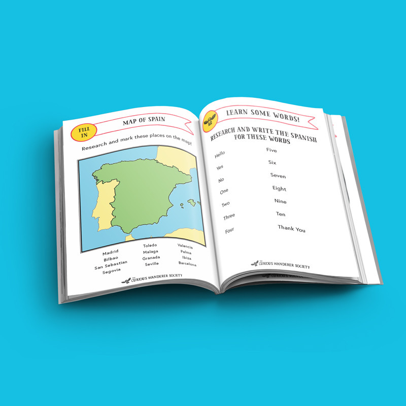 The Spain Passport (free version)