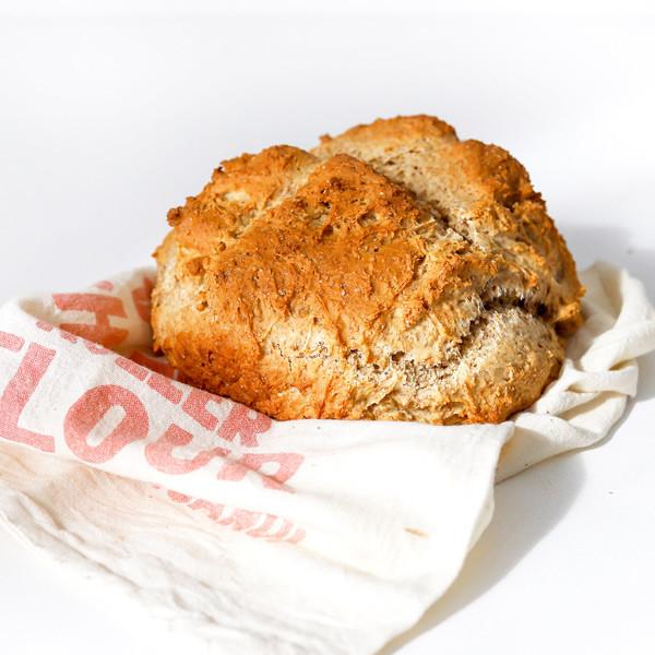 Irish Soda Bread - a delicious and easy recipe for the kids to make